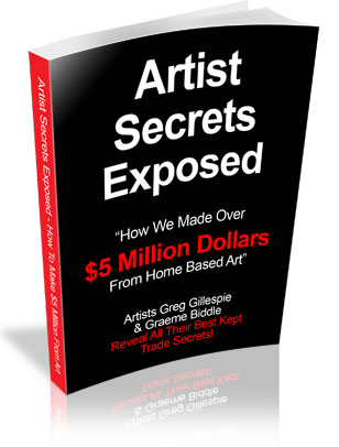 artist secrets exposed