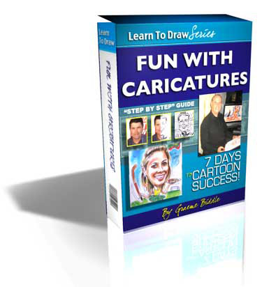 Caricature Drawing Free eBook